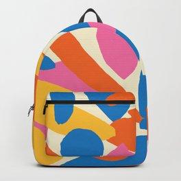 Daisy Cutouts Backpack