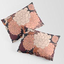 Desert Bouquet - 4 Pillow Sham