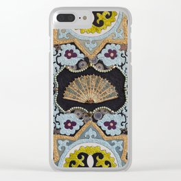 Potentialities of Paper: Tribute to Adelaide Clear iPhone Case
