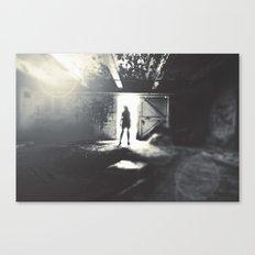 Exodus Canvas Print