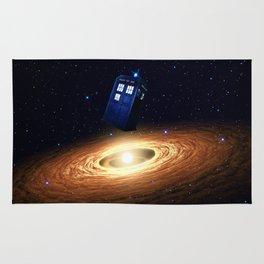 Tardis Black Hole Rug