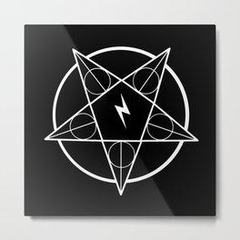 PotterGram Metal Print