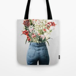 Bottomless Bouquet Tote Bag