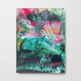 Sea of colors Metal Print