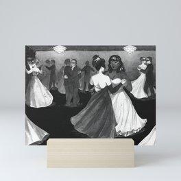 Masquerade Mini Art Print