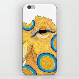 Eye of the Octopus iPhone Skin