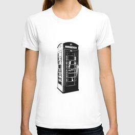 london telephone T-shirt