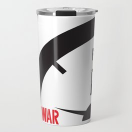 Just a mile away from war Travel Mug