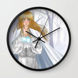 [Labyrinth] Winter Winds - Jareth Wall Clock