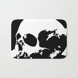 Skull dual Bath Mat