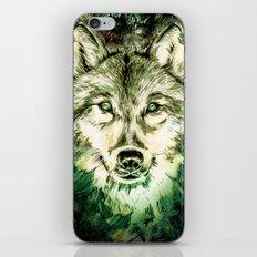 My Wolf iPhone & iPod Skin