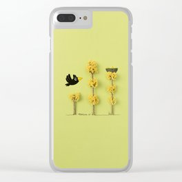 Homing Clear iPhone Case
