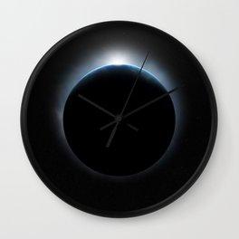 Earth Ring Wall Clock