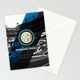 Inter Milan Stationery Cards