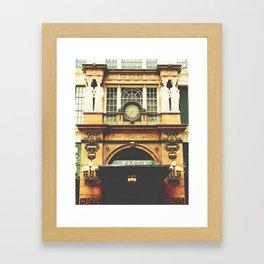 Macy's Dream Framed Art Print