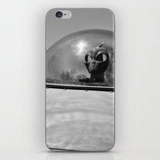 Encounter! iPhone & iPod Skin