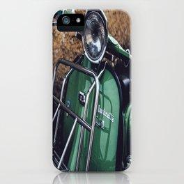 Lambretta iPhone Case