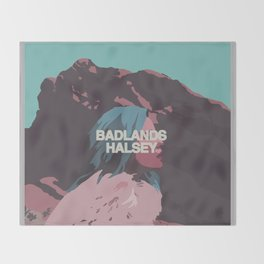 Badlands Halsey Throw Blanket