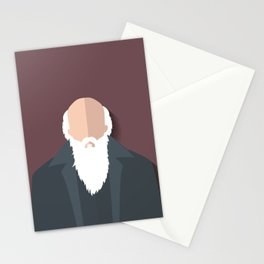 Charles Darwin Stationery Cards