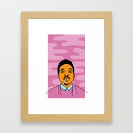 Chance Framed Art Print