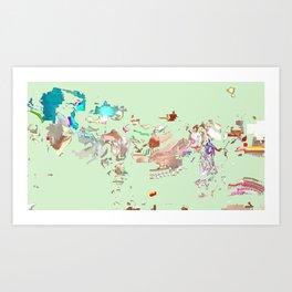 dance I Art Print
