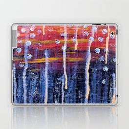 When the Sky Melted Laptop & iPad Skin