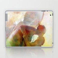 The kiss of the angel Laptop & iPad Skin