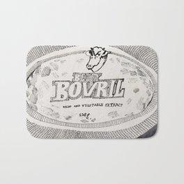 Beefy Bovril X Bath Mat