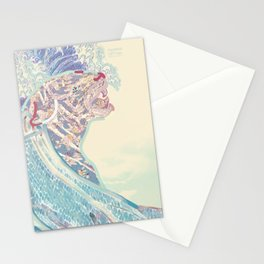 Valentino Agapanthus Sweep Stationery Cards