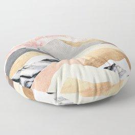 Summer Sun Floor Pillow