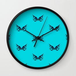 Kissing fish 2. Wall Clock