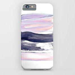 summer pastels iPhone Case