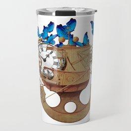 A Time Machine Travel Mug