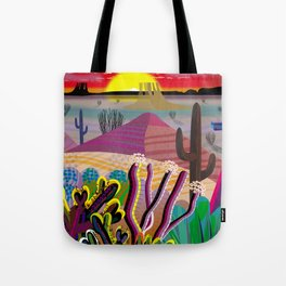 The Desert Within You Tote Bag