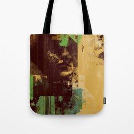 Fading memory Tote Bag