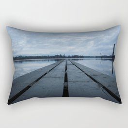 On the water Rectangular Pillow