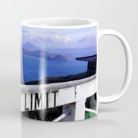 philippines Mugs featuring OFF LIMIT (Philippines) by Julie Maxwell