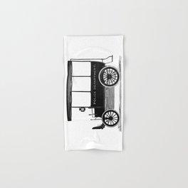 Police car Hand & Bath Towel