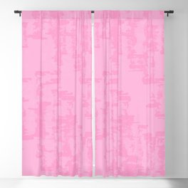 Cotton Candy Naturalistic Blackout Curtain