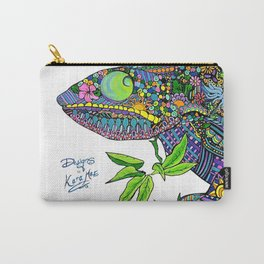 Karma Chameleon Carry-All Pouch