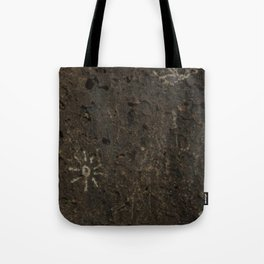 Hieroglyphics Tote Bag