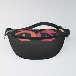 Ping Pong, Table tennis player, Ping Pong paddle Fanny Pack