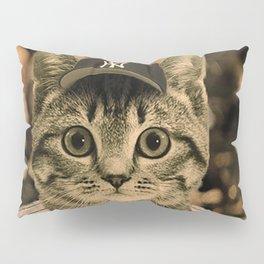 Baseball Cat Pillow Sham
