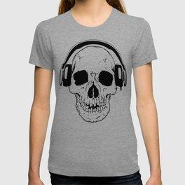 Dead Skull DJ T-shirt