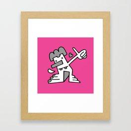 Fummer Framed Art Print