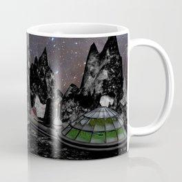 Moon Colony Coffee Mug