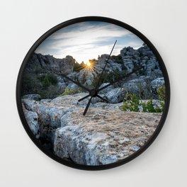 El Torcal Wall Clock