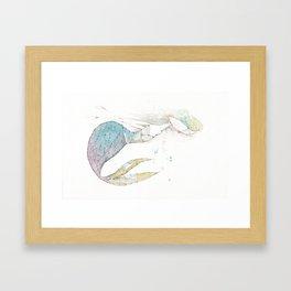 mermie no. 1 Framed Art Print