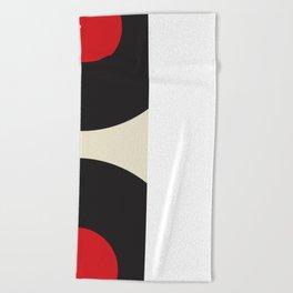 12 inch Beach Towel