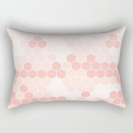 Honeycomb Rectangular Pillow